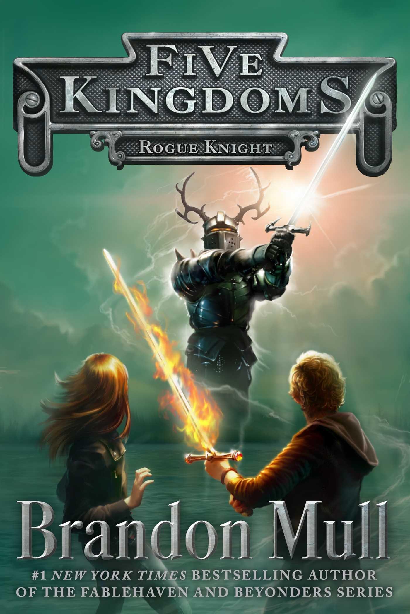 Cinco Reinos 2: El Caballero Errante