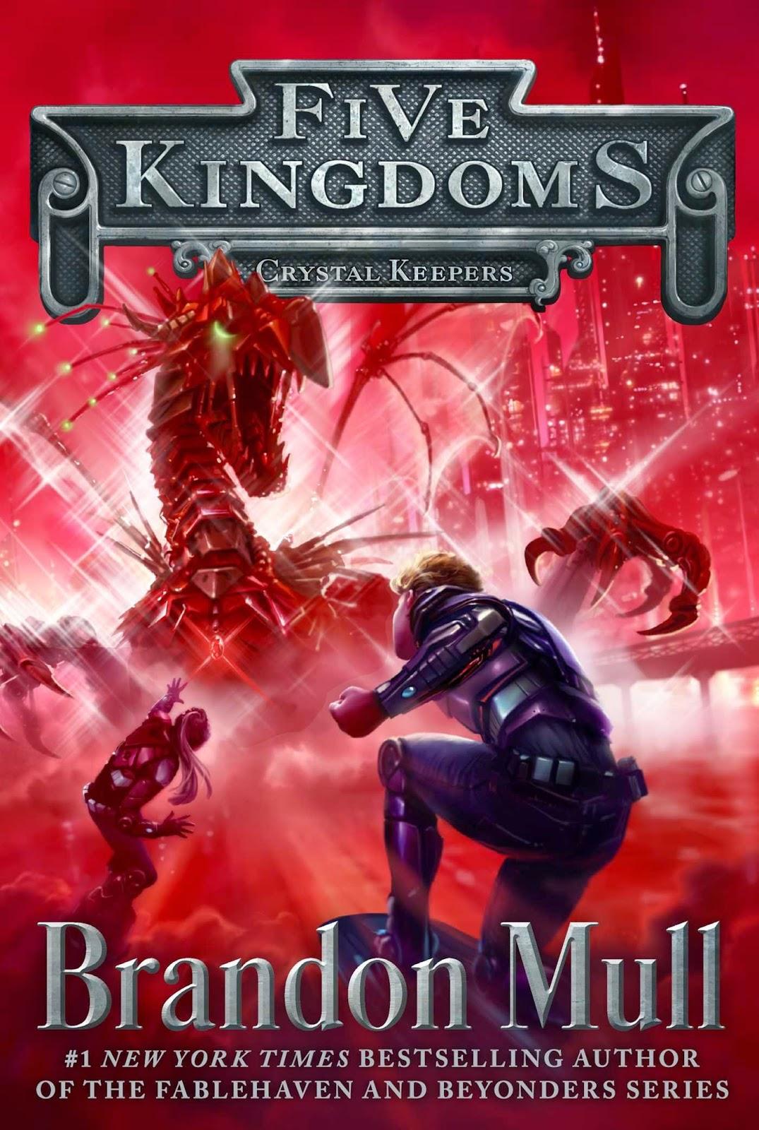 Cinco Reinos 3: Los guardianes del cristal